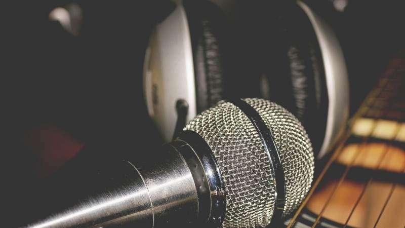 attrezzatura podcast